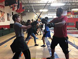 Hema | Royal Arts Fencing Academy